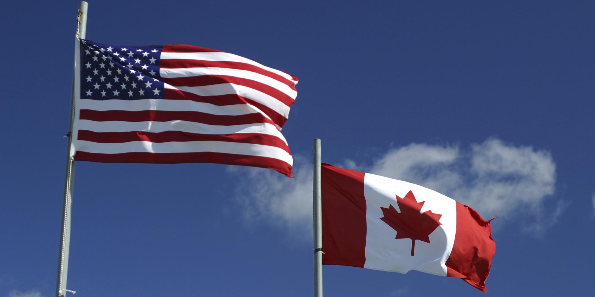 o us canada flag facebook peter pavel com canada usa